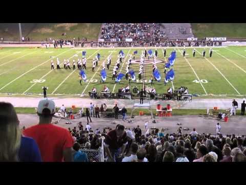 Shades Valley High School Band 10-11-2013