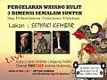 SETYAKI KEMBAR Live Streaming dari Tugu Proklamasi Jakarta Pusat