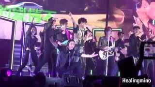 [HD-20141122] Lee Min Ho Global Tour 'RE:MINHO' in Shanghai - Travel