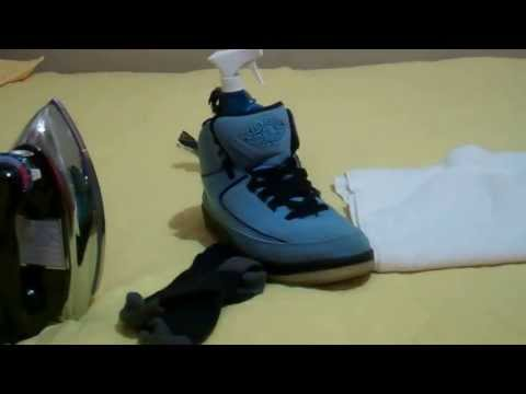 how to remove midsole creases tutorial how to save