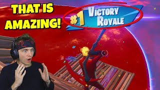 you will WANT to play fortnite after watching this... (so cool)