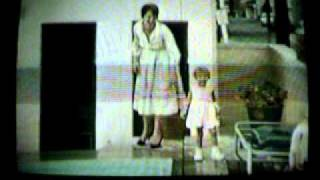 Rare footage of Barbara Billingsley at our family picnic in 1958