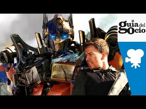 Transformers 4. La era de la extinción - Trailer en castellano