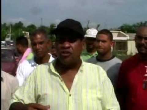 Paro en matanza desde el Lune Rep. Dominicana  NotiRevista.com
