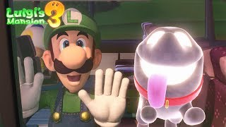 Luigi's Mansion 3 - FULL DEMO (Direct Feed E3 2019)