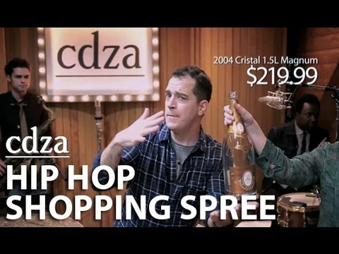 Hip Hop Shopping Spree | CDZA Opus No. 21