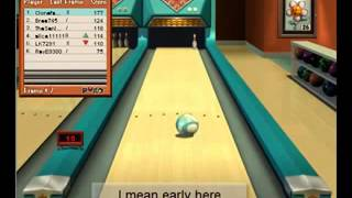 How to Bowl Well in Pogo Bowling