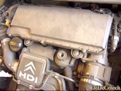 Fuite d' injecteurs Citroën C3 1.4L Hdi (DV4)