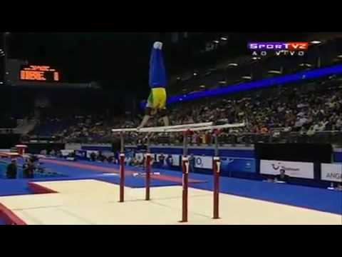 2009 World Championships Sergio Sasaki PB AA
