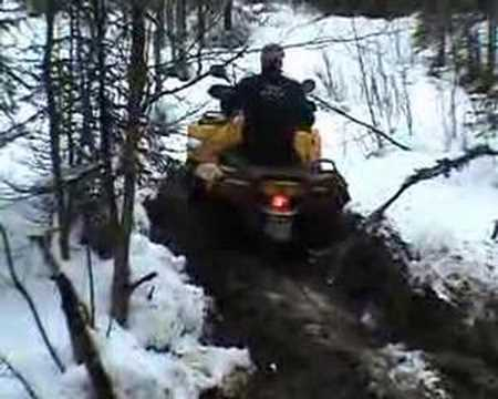 Can am outlander 800XT Apache