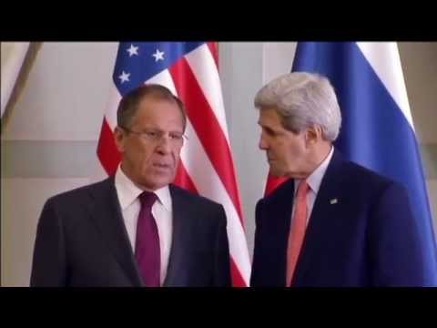 Lavrov to meet Kerry in Beijing: Top US and Russian diplomats set to discuss Ukraine conflict