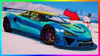 GTA ONLINE SNOW GONE FOREVER, NEW GTA 5 DLC CARS RELEASE DATES, FUTURE 2017 UPDATES & MORE! (GTA V)