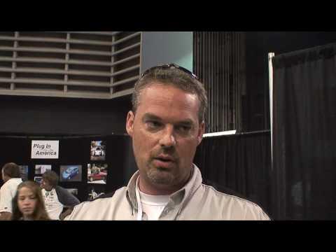 Enertia Electric Motorcycle - Dave Harvey Interviewed By Ken Spector - LivingECHO.com
