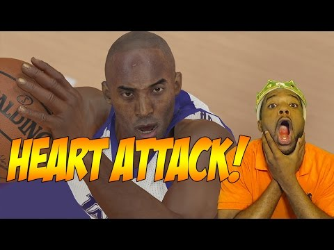 Nba2k15 | Myteam | Almost Had Heart Attack! Wtf Moment! Funny Moments Most Rage video