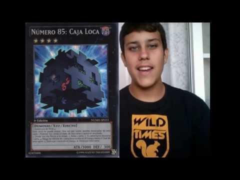 Yu-Gi-Oh! / Carta número 85: Caja loca / Cazadores de números /