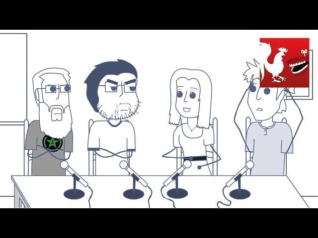 Barbara Pun-kelman III - Rooster Teeth Animated Adventures 4K