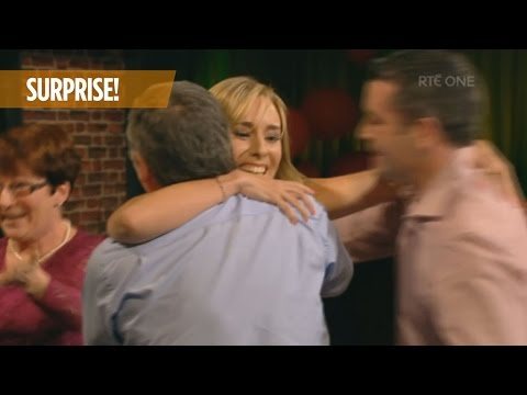 A very special Mother's Day gift  | The Late Late Show | RTÉ One