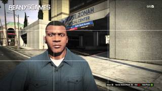 GTA V - How To Take Photos & Selfies