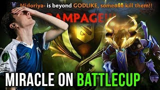 Miracle- and MinD_ContRoL meet Former DC-Players on Battle Cup - will it be enough?