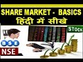 How to trade in Stock/Share Market ?Beginners Guide Tutorial - 1 (in Hindi) MP3