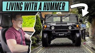 Can You REALLY Live With A Hummer?