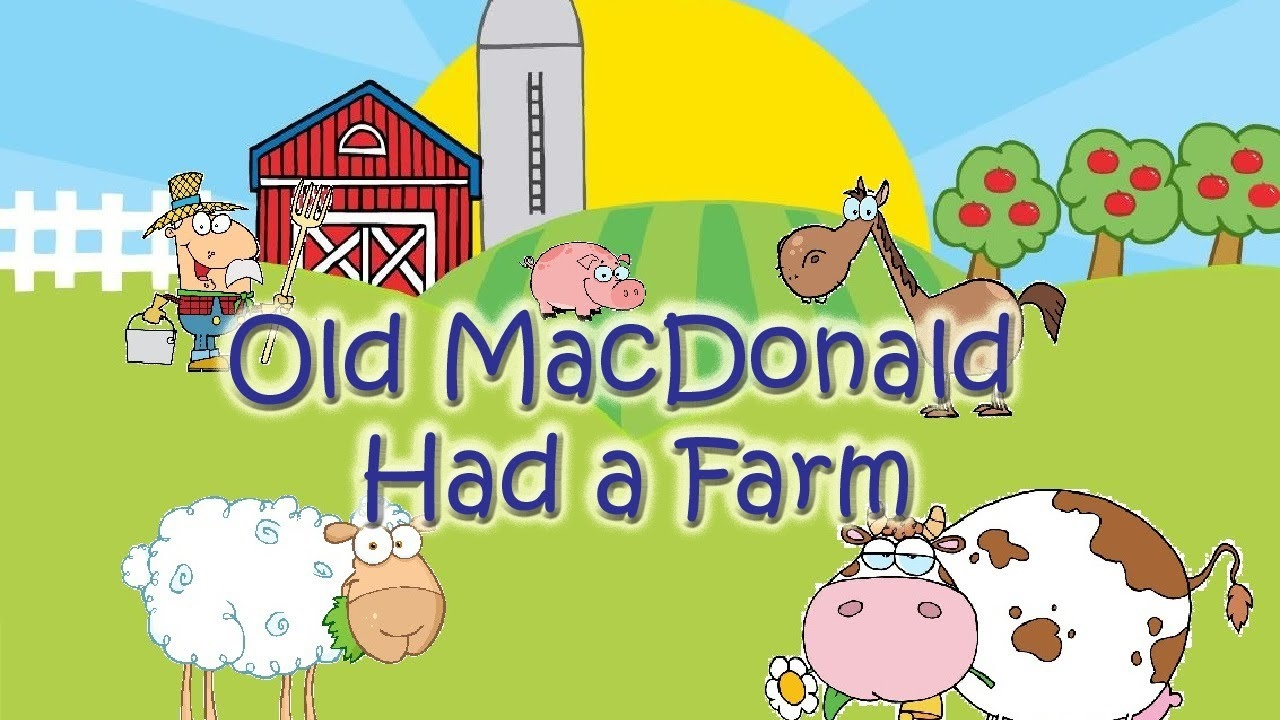 Old macdonald is from the cd