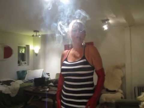 Delicious Smoking Fetish Exhales