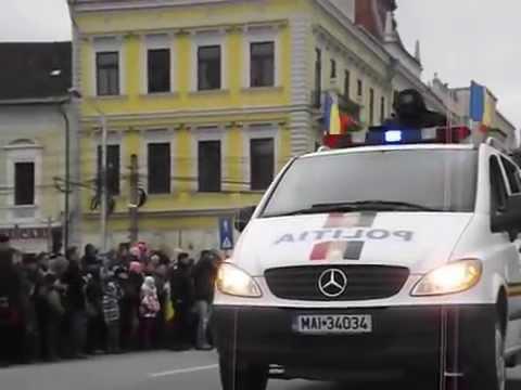 Parada Militara 1 Decembrie 2014 Cluj