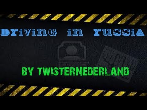 Driving in Russia and Car Crash Compilation by TwisterNederland