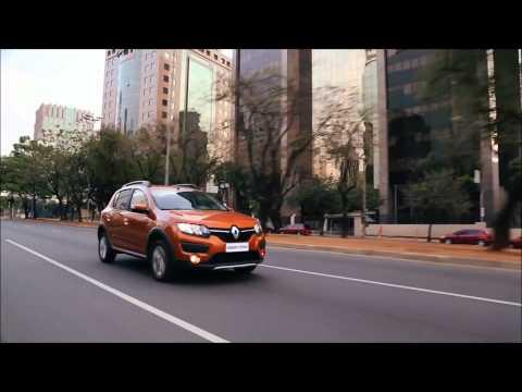 Renault Sandero Stepway 2015 - detalhes. consumo e desempenho - www.car.blog.br