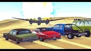 BEST CRASHES #4 - 70,000 Subscriber Special - BeamNG Drive