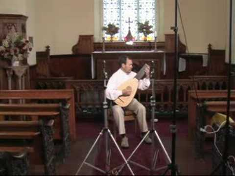 Nigel North Plays Lute Music by Robert Johnson