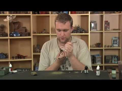 How to Paint: Tiger I Tank (3 Colours Up: Flames of War Painting Tutorial)