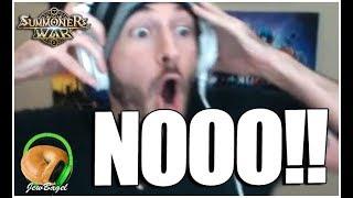 NO GADAMMIT NOOOOOOOOOOOOOO!!!!!!!!!!!!!!!! (Summoners War)