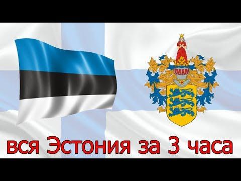 Таллин - город контрастов. Вся Эстония за 3 часа / №58