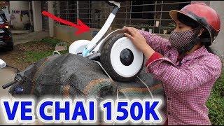 Mua Xe Điện Cân Bằng Ve Chai 150k