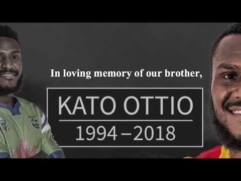 In memory of Kato Ottio