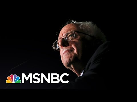 Bernie Sanders Supporters Will Come Over To Hillary Clinton With Time   Andrea Mitchell   MSNBC