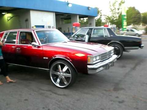 Kandy Cutlass (4 Door) on 24s Music Videos