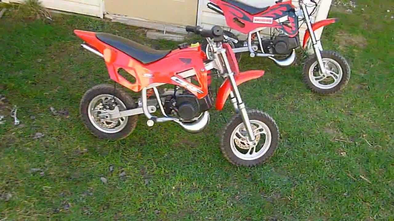 50cc Dirt Bikes For Sale Near Me 32206 cc mini dirt bike SOLD