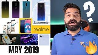 Top Upcoming Smartphones - May 2019 🔥🔥🔥