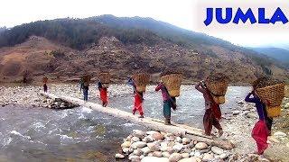 LIFE in Rural Nepal    JUMLA - SINJA village     Rural Nepal Visit     Episode - 43