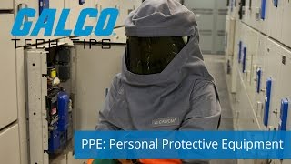 Personal Protective Equipment - A Galco TV Tech Tip