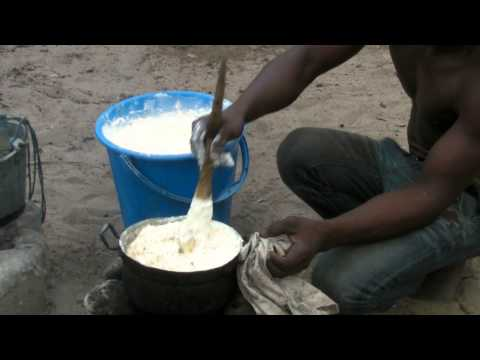Africa Expedition PL - Mr.Generation Food Preparation Ghana Kedzikope