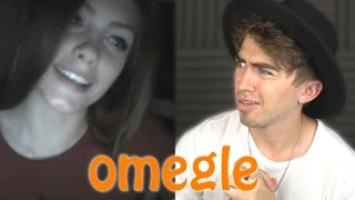 I MET A YOUTUBER ON OMEGLE!