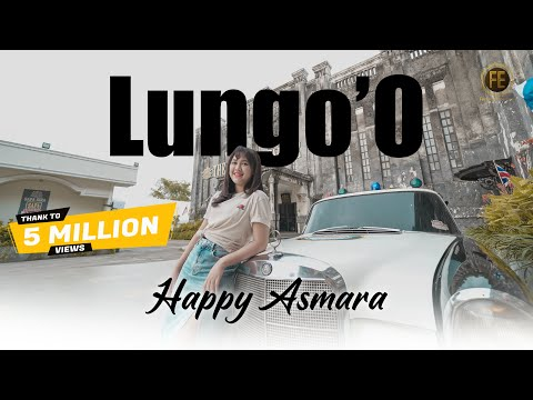 Download Lagu HAPPY ASMARA - LUNGO'O | Jhandut Version | (   )