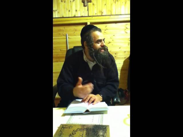 הרב עמוס ארביב - שובבים 1