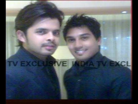 India TV expose Sreesanth and Jiju