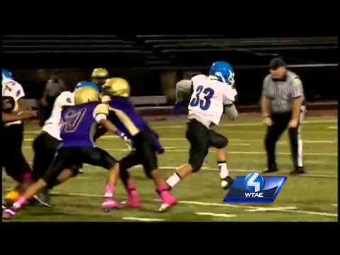 Operation Football: University Prep at Westinghouse