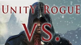 Assassin's Creed Unity vs. Rogue - Diskussion: Welches Spiel ist besser?